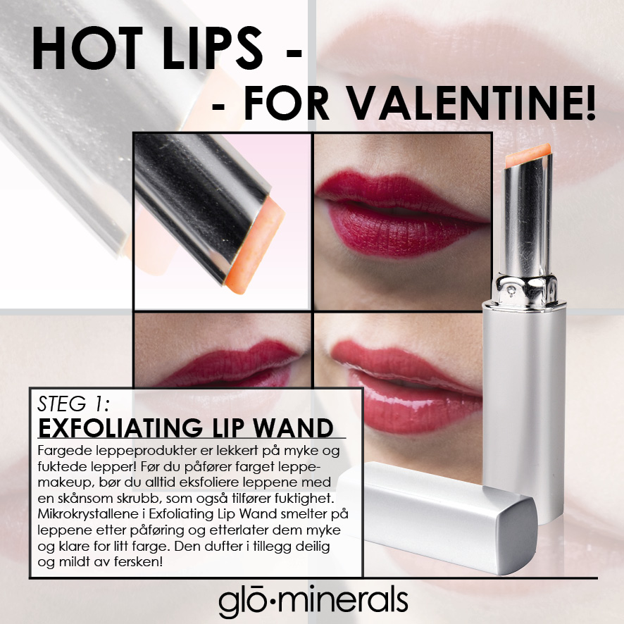 GM Hot Lips For Valentine Faceblogg 2015