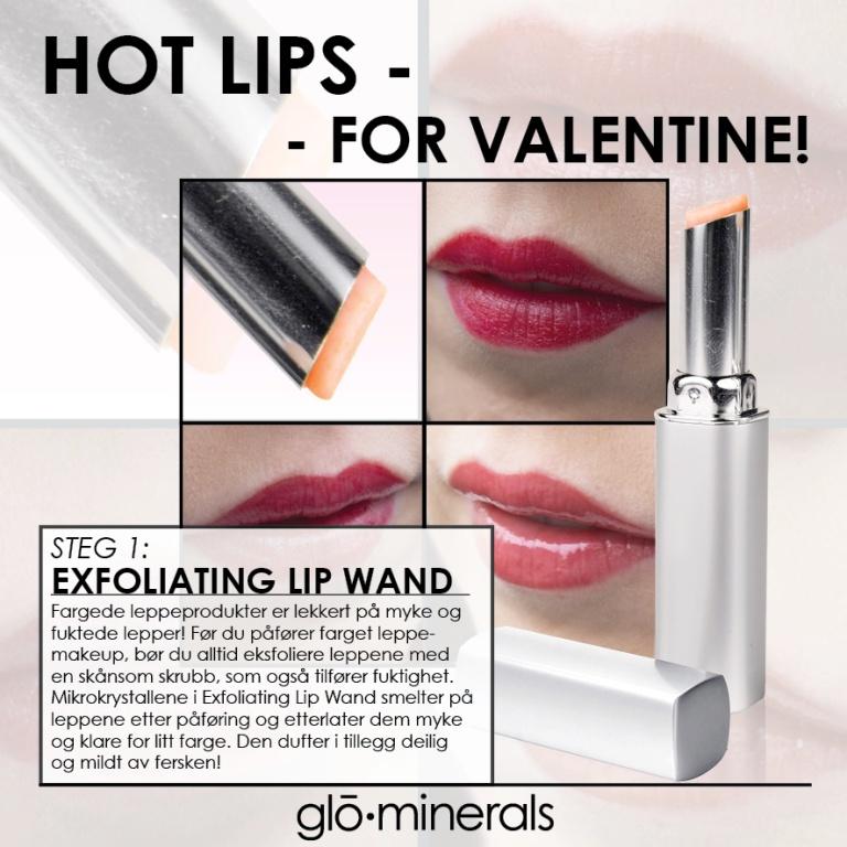GM Hot Lips For Valentine Faceblogg 2015
