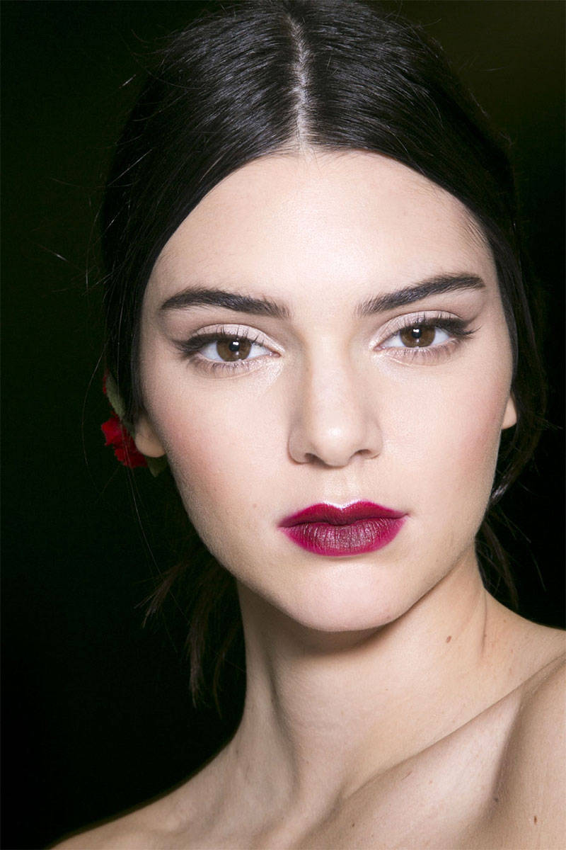 SS15 - Red-Lips - Dolce-e-Gabb - Foto Imaxtree