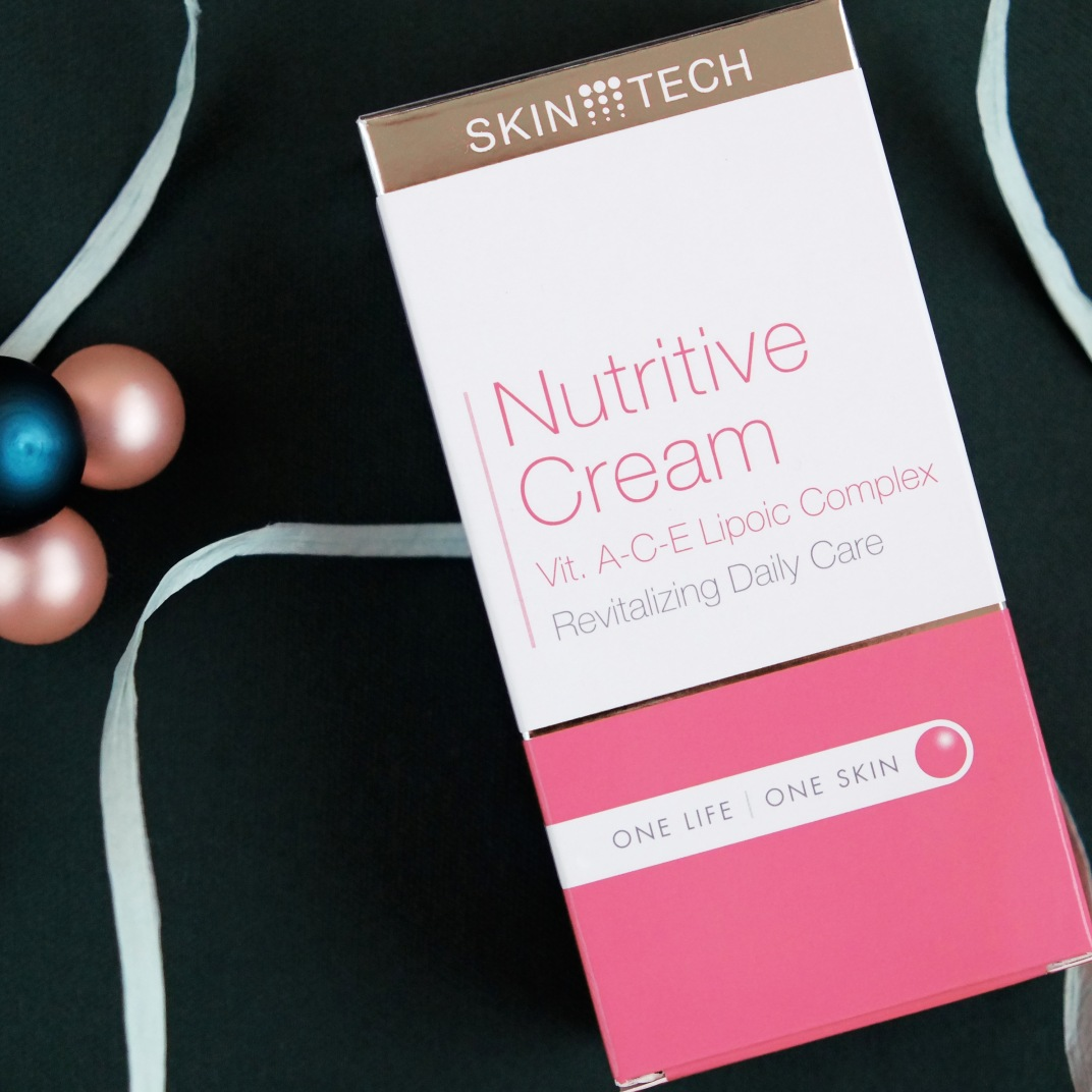 ST Julekalender 2015 Nutritive Cream